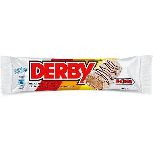 ION Derby White choco & Coconut - 38gr