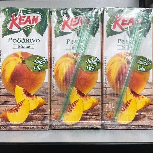 Kean Peach 9x250ml - 250ml