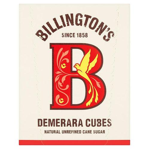 Billington's Demerara Cubes - 500gr