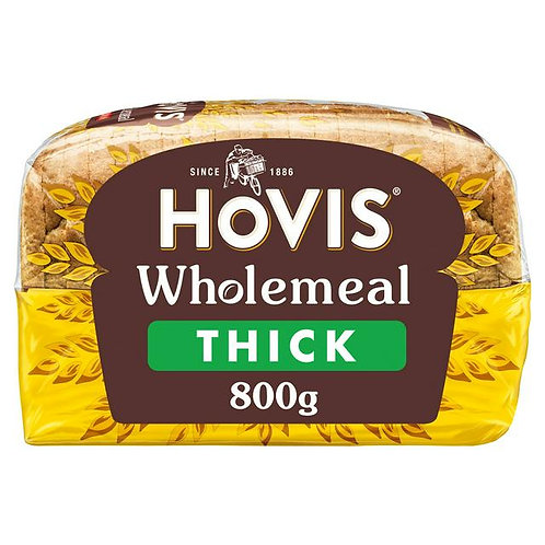 Hovis Wholemeal Thick - 800gr