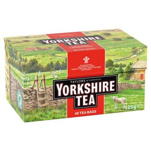 Yorkshire Tea 40s bags box-5