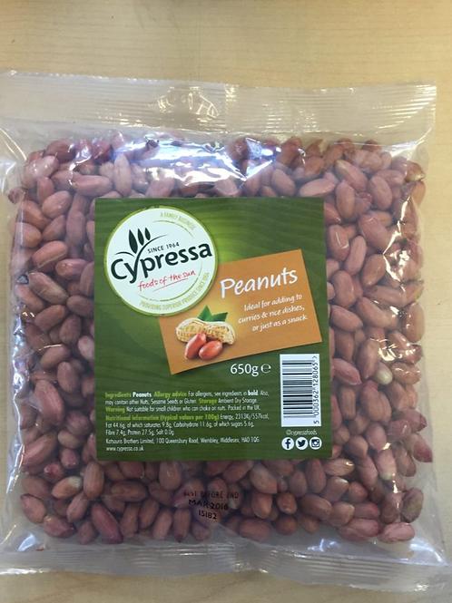 Cypressa Peanuts Plain - 650gr