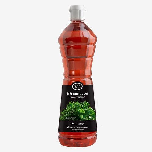 PAN GR Red Wine Vinegar 390ml