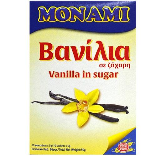 Monami Vanillin Sugar - 50gr
