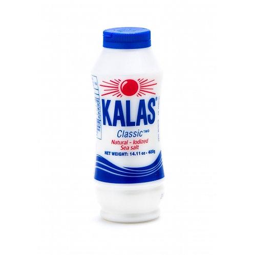 Kalas Classic Fine Sea Salt shaker - 400gr