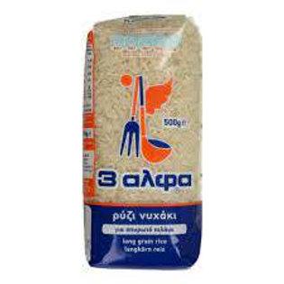 3A Long Grain rice Nihaki - 500gr