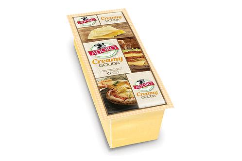Adoro Creamy Gouda loaf - per 100gr