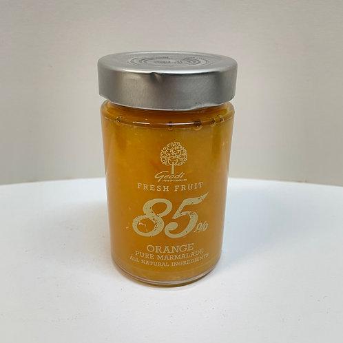 Geodi Pure Orange marmalade - 250gr