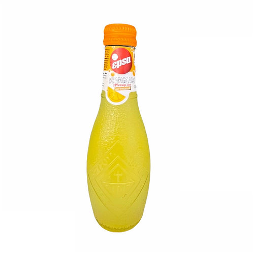 Epsa Fizzy Orangeade glass - 232ml