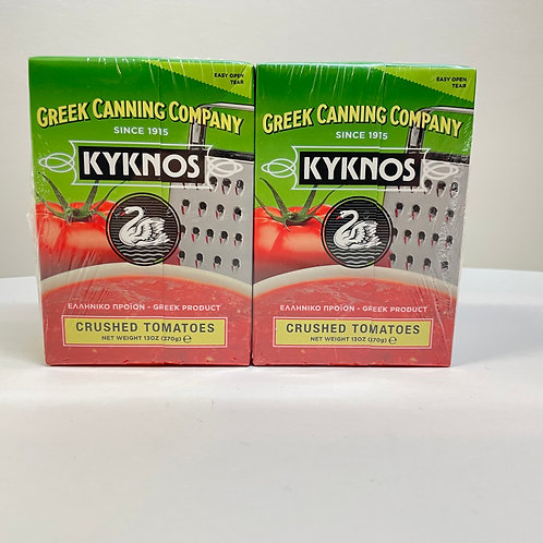Kyknos Crushed Tomatoes 2s - 370gr