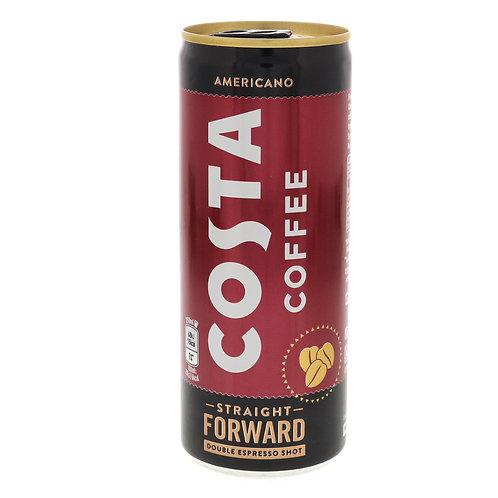 Costa Coffee Black Americano 250ml