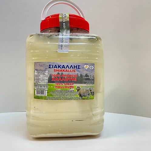 Shiakallis Halloumi 3kg