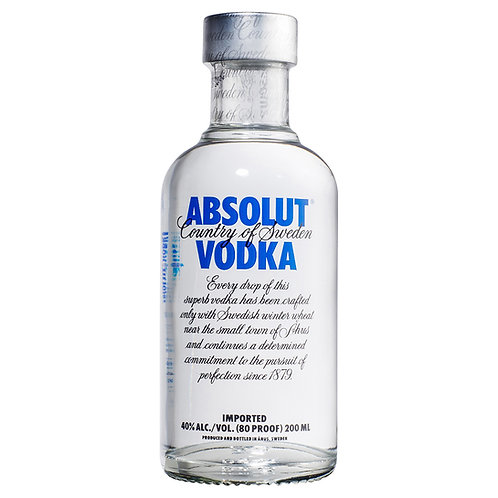 Absolut Vodka - 200ml