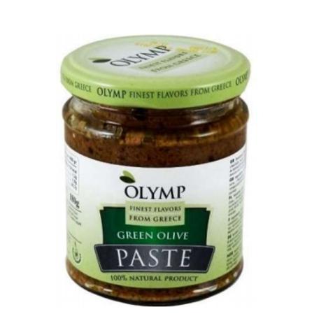 Olympus Green Olive paste - 180gr