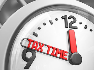 The Clock is Ticking: Less than 30 Days Until Tax Deadline