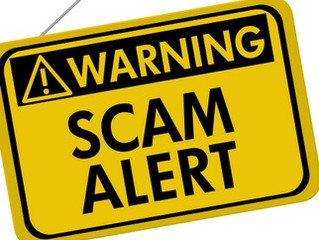 The IRS warns of Phishing Scams (dont take the bait!)