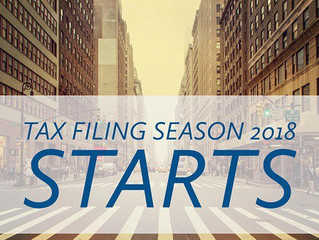 Ready to file Taxes for 2017? Why hiring a Tax Professional may be more important than ever.