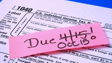 Less than 2 Weeks Until Tax Deadline.  Need an Extension?