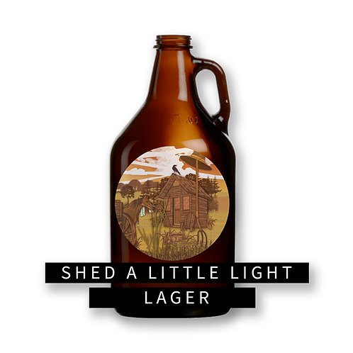 Shed a Little Light 64oz