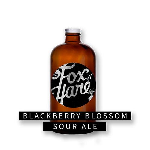 Blackberry Blossom 32oz Growler