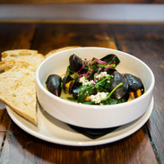Hoppy Whitewater Mussels