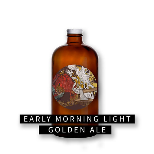 Early Morning Light 32oz Growler