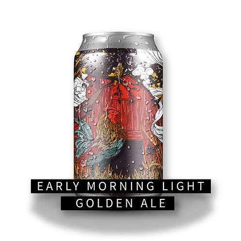 Early Morning Light 32oz Crowler