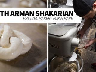 THE PERFECT PRETZEL - Q&A w/ Arman Shakarian