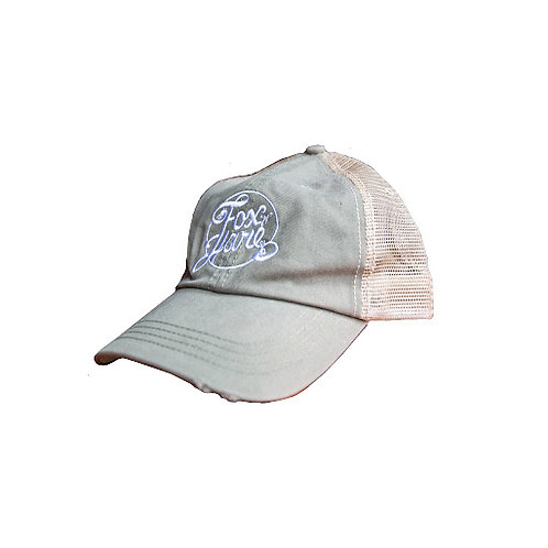 "Organic Cotton ""Dad"" Hat"