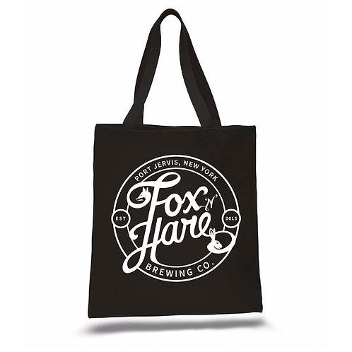 Fox N Hare Logo Tote Bag