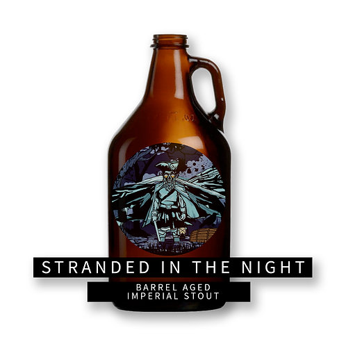 Stranded in the Night 64 oz