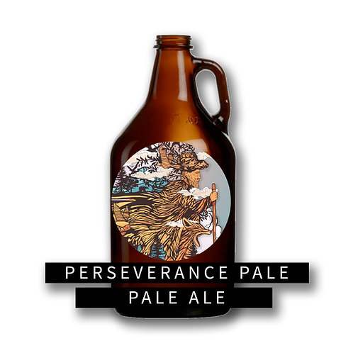 Perseverance Pale Ale 64oz