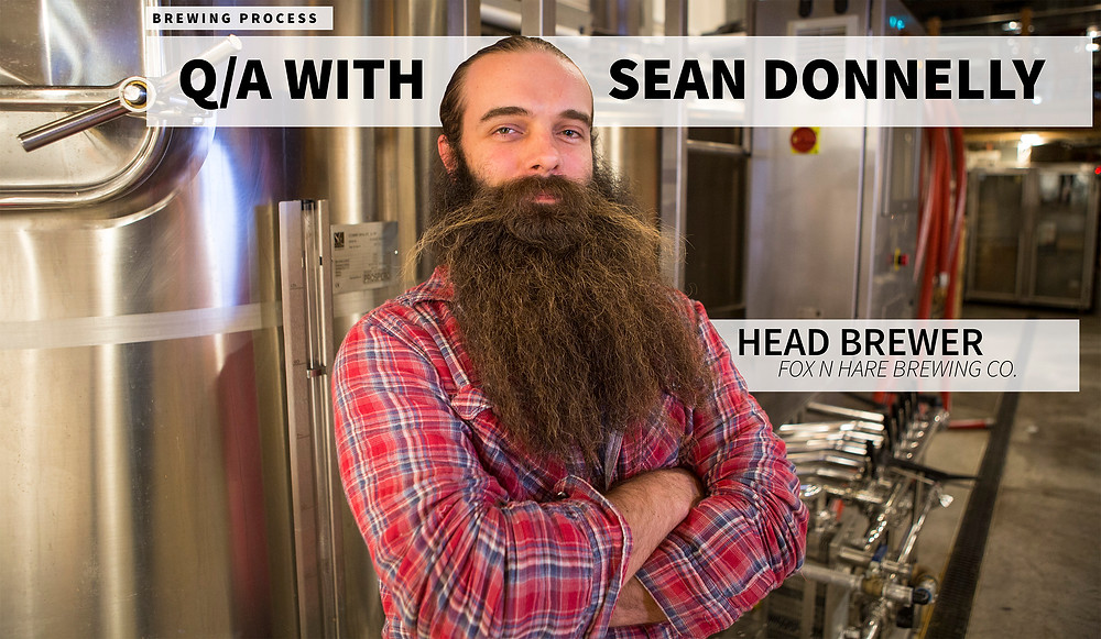 Fox N Hare Brewing Company - Interview Sean Donnelly