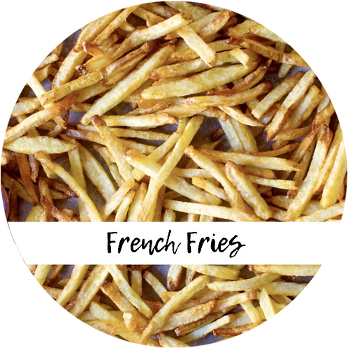 Fresh Cut Fries (Side Order)