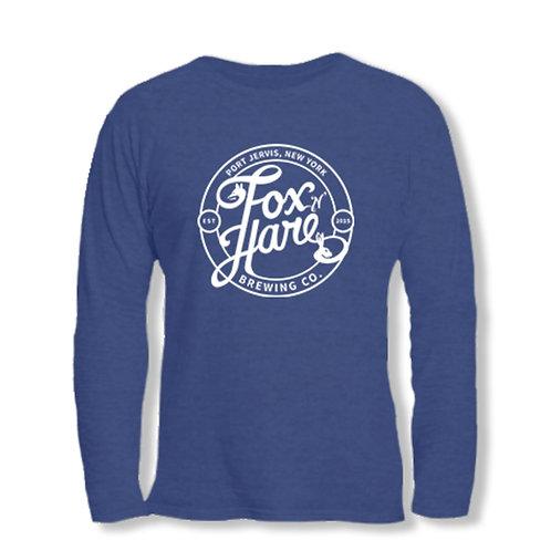 Fox N Hare Long Sleeve Logo Shirt