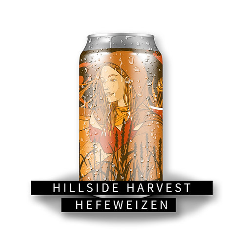 Hillside Harvest 32oz Crowler
