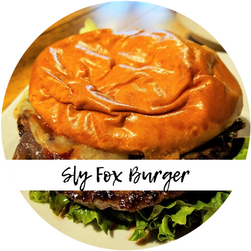 SLY FOX BURGER