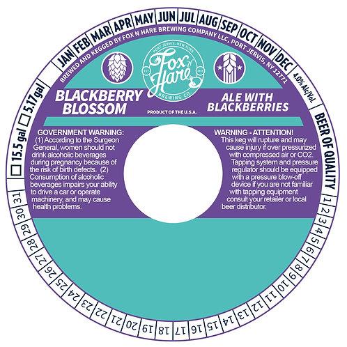 1/2 BBL Keg Blackberry Blossom