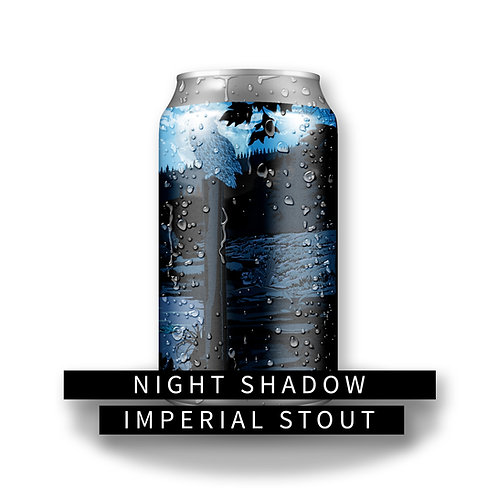 Night Shadow 32oz Crowler