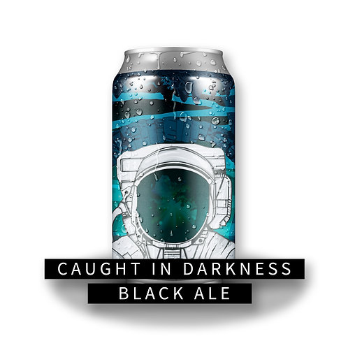 Caught In Darkness 32oz Crowler