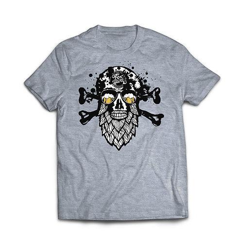 FNH's Hop Head T Shirt (Heather Gray)