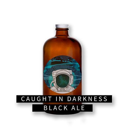 Caught In Darkness 32oz Growler