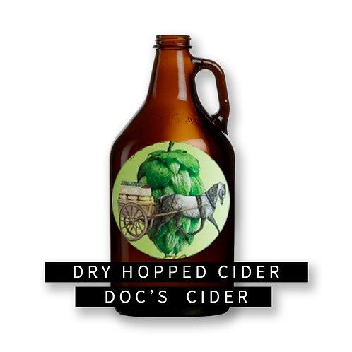 Doc's Dry Hopped Cider 64oz