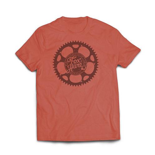 Bike Gear FNH Logo T Shirt (Red)