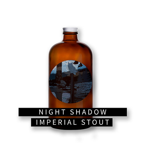 Night Shadow 32oz Growler