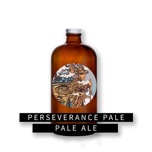 Perseverance Pale Ale 32oz Growler