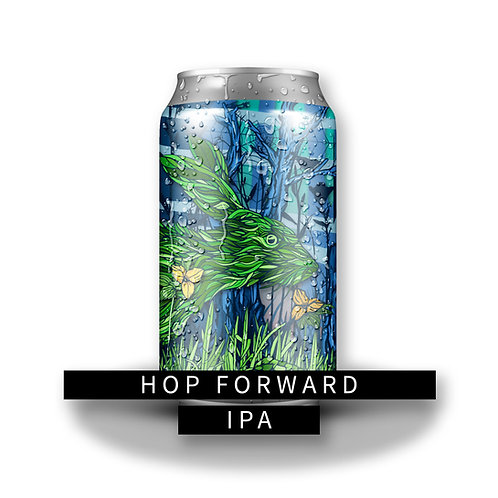 Hop Forward 32oz Crowler