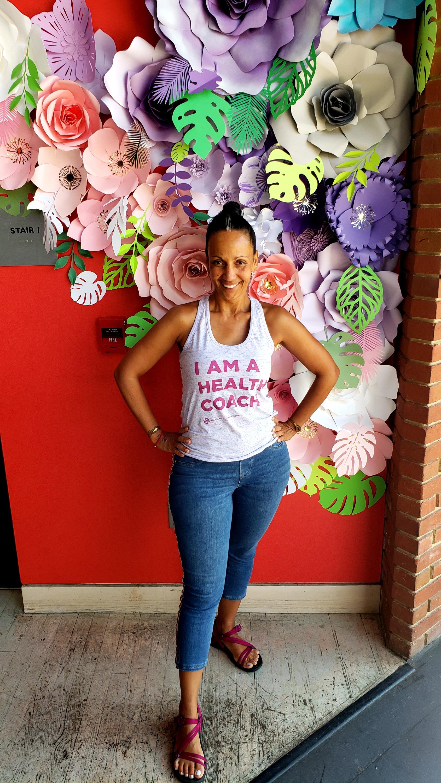 I'm a health coach floral