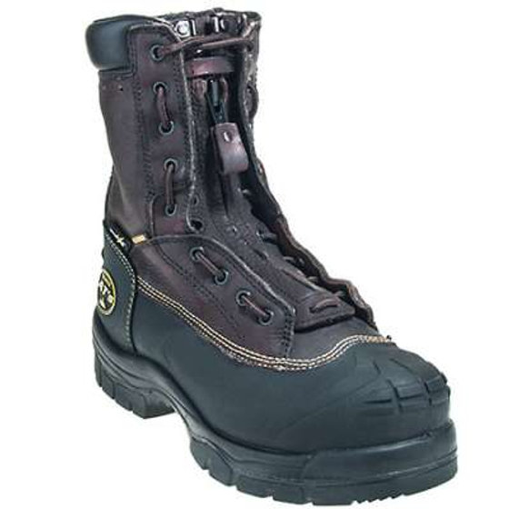 8c5fd8fa165 Oliver Boots: Men's Steel TOE 65392 Internal Metatarsal Guard ESD Boots |  Burge's Boots