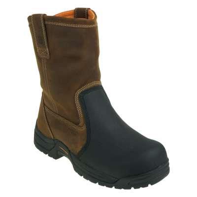 Carolina Boots: Men's Composite TOE CA4582 Metguard EH Work Boots